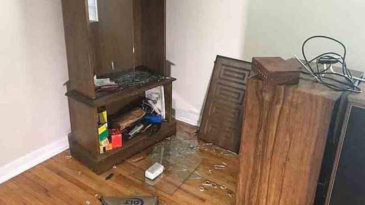 Civil War Rifle Stolen From Murfreesboro Home