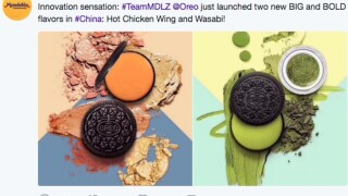 Oreo has two new flavors: Hot Chicken Wing and Wasabi
