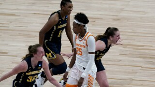 APTOPIX NCAA Michigan Tennessee Basketball