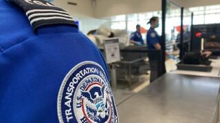 Indy TSA Officer