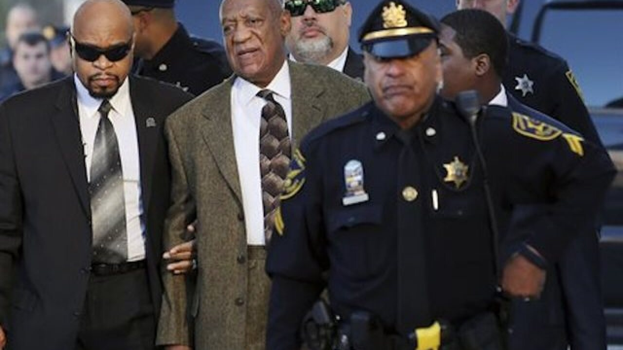 Cosby's lawyers push to get case thrown out