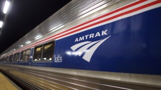 Semi hits Amtrak passenger train in south-central Wisconsin