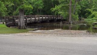 Lorrain Bridge in Jeff Davis