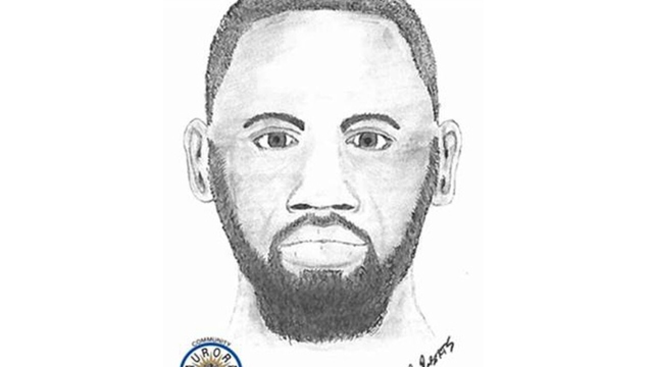 SKETCH: Aurora Police looking for kidnapper