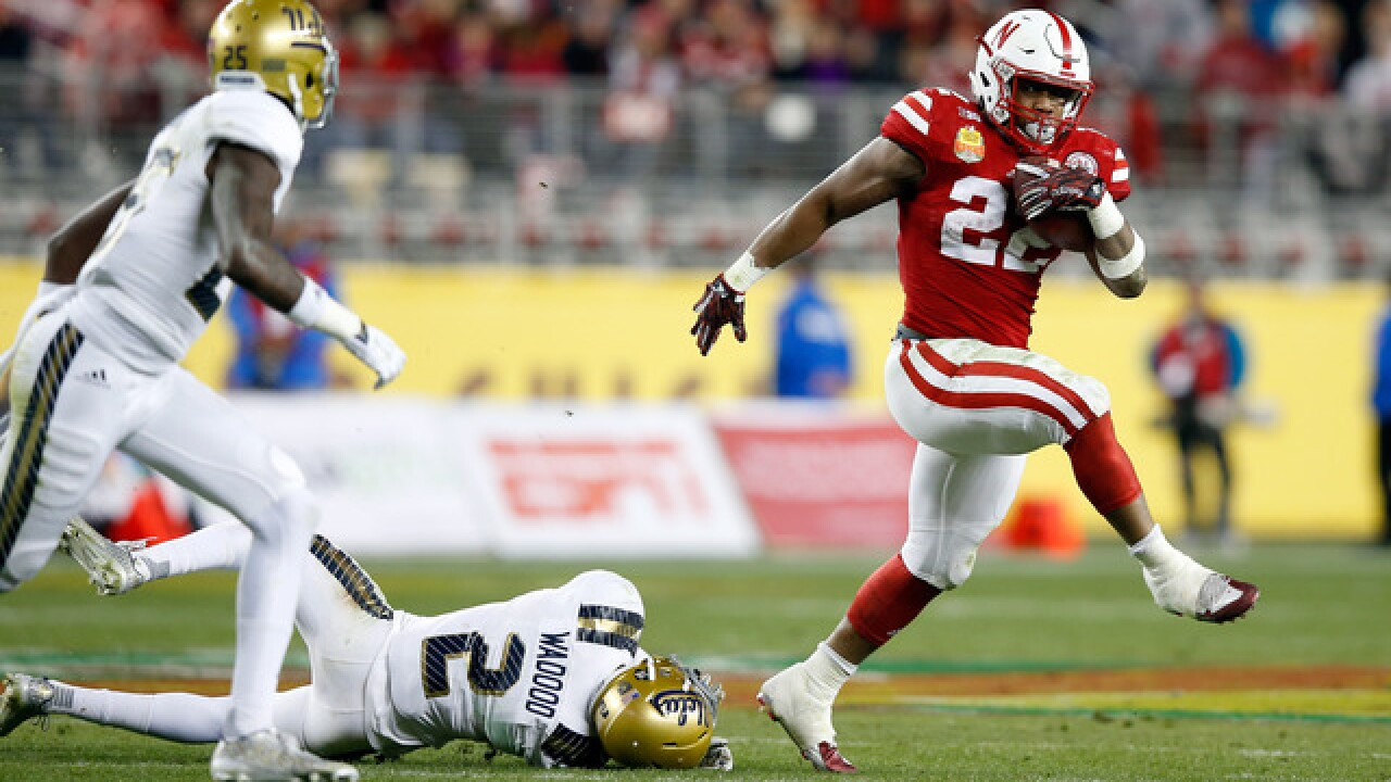 Quinn: Run game the key for Nebraska