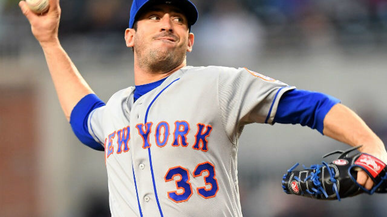 Will Matt Harvey be another reclamation bust for Reds?