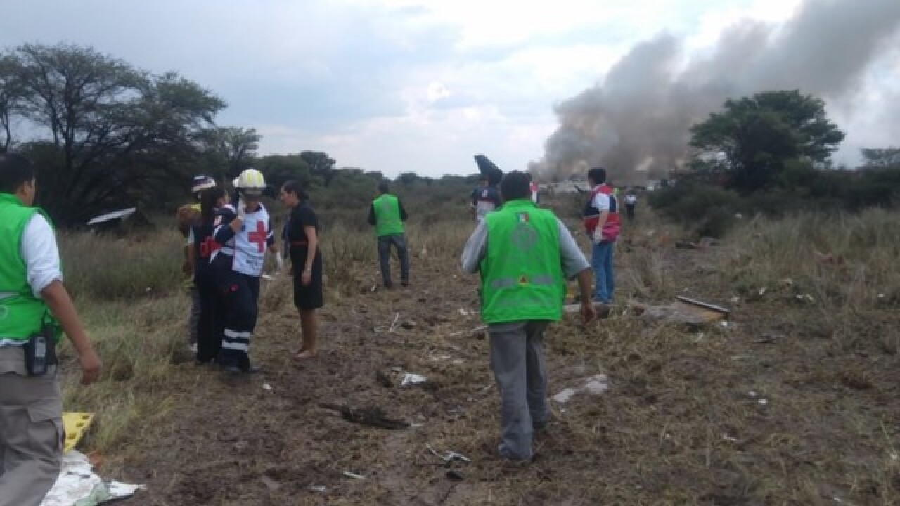 Airline: Flight involved in accident in Mexico
