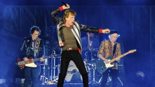 Rolling Stones perform in St. Louis, Sept. 26, 2021