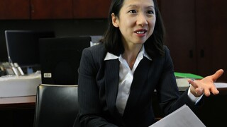 Baltimore Health Commissioner Dr. Leana Wen shares goodbye message