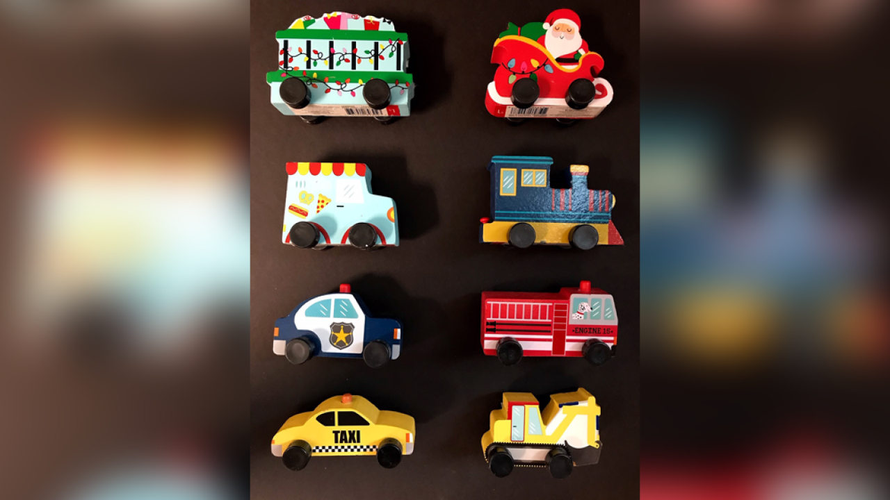 Target recalls nearly 495K wooden toy vehicles due to choking hazard