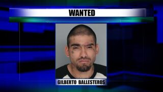 Sheriff's Office looking for fugitive with 2 outstanding warrants
