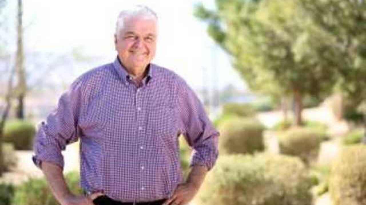 Democrat Steve Sisolak declared the winner in the race for Nevada governor