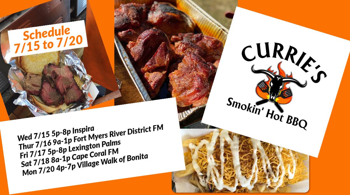 Currie's Smokin Hot BBQ
