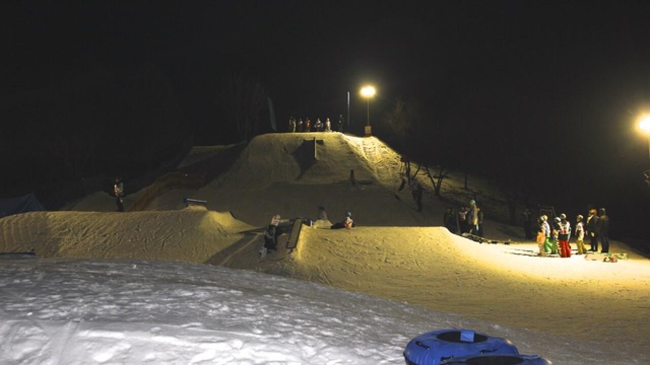 Eagle Island snow hill to open Nov. 27th