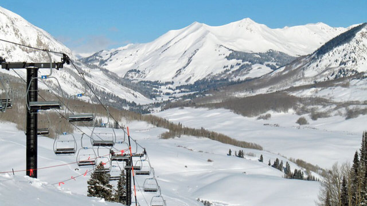 Crested Butte in Colorado, among 13 other properties, sold in massive ski deal