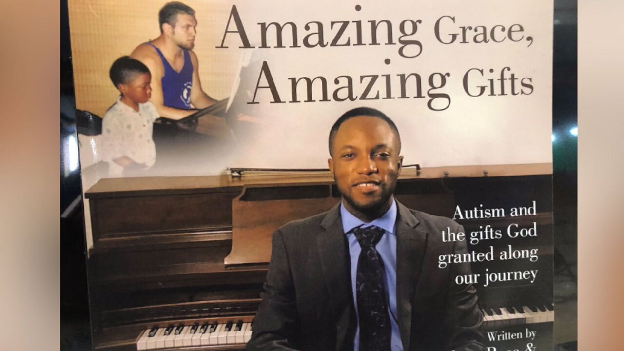 Amazing Grace, book by William Andrew Rose