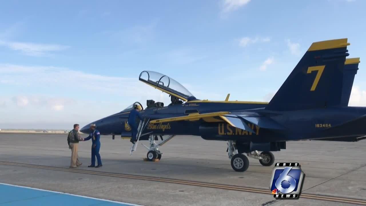 Kingsville air show canceled