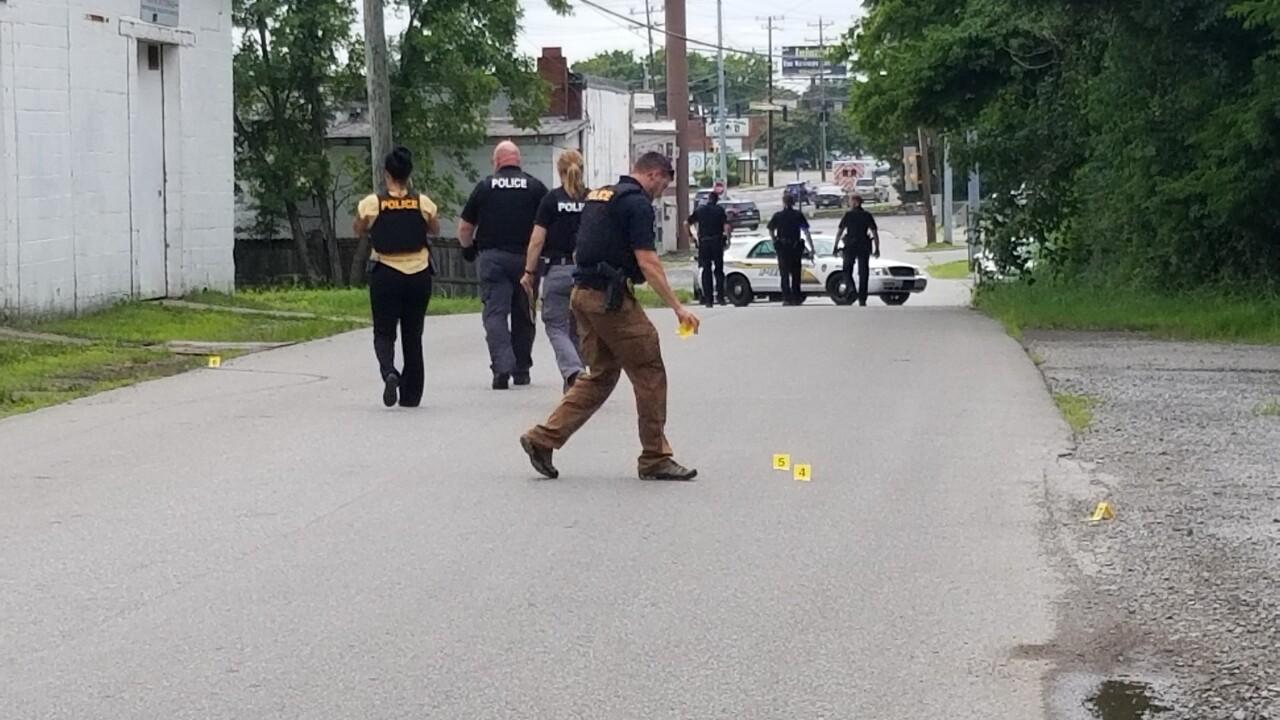 Man injured in Clarksville shooting