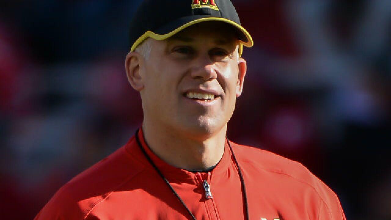 f3747c82b3099 Maryland puts football coach DJ Durkin on leave following player s death