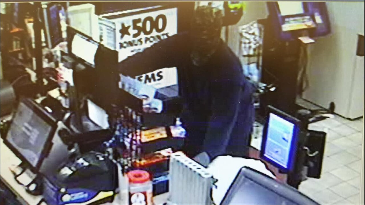Police investigating after armed robbery at Edenton convenience store