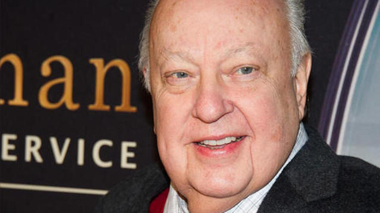 Ohio University removing Roger Ailes' name from newsroom, returning gift