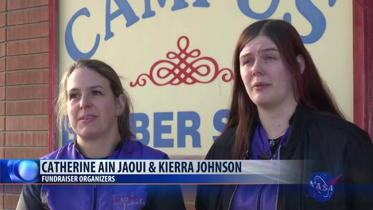 Katrina Ain Jaoui and Kierra Johnson