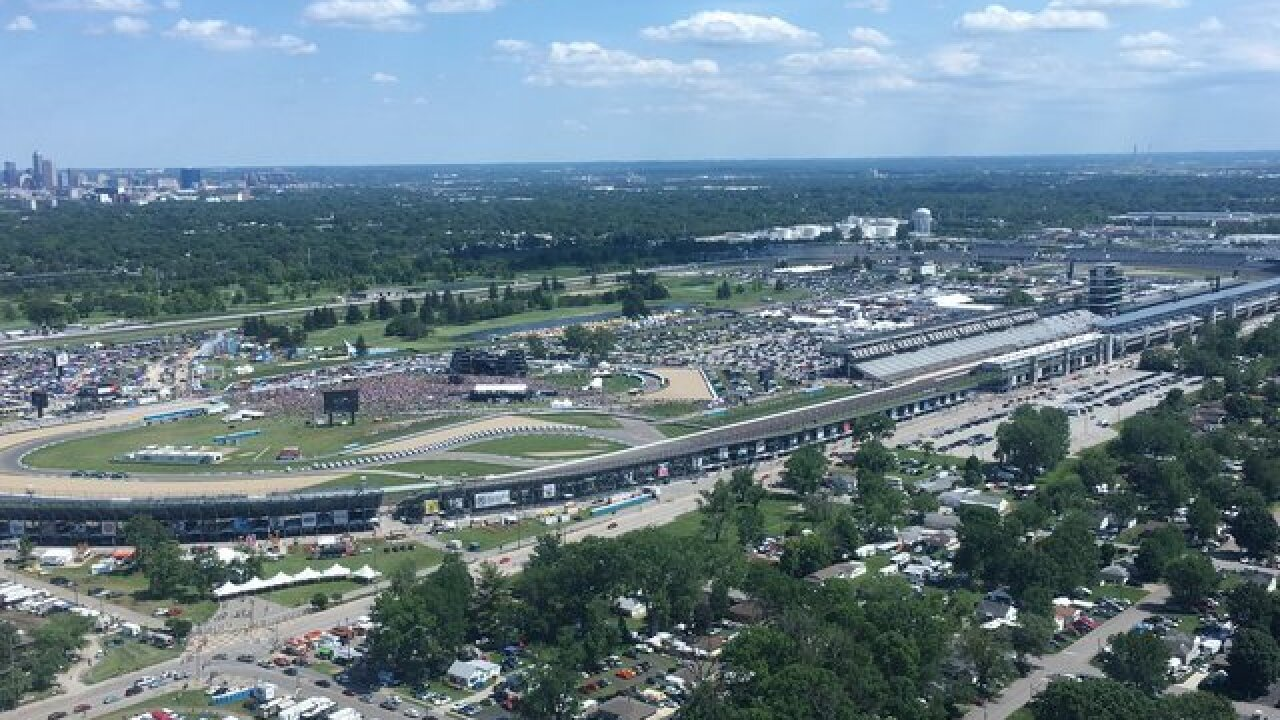 It's time for Carb Day and the official kick-off of the Indianapolis 500 race weekend