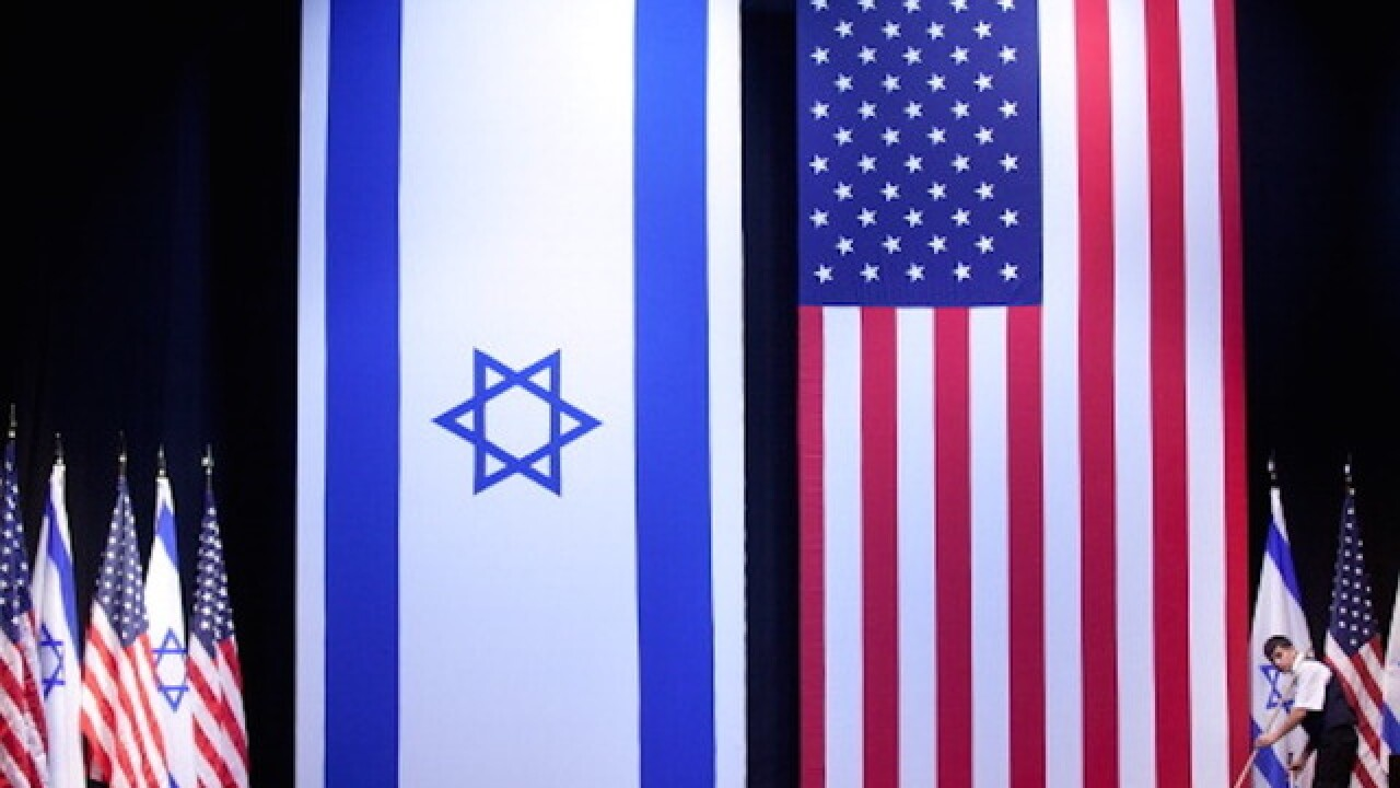 United States pledges $38B to Israeli military over next 10 years