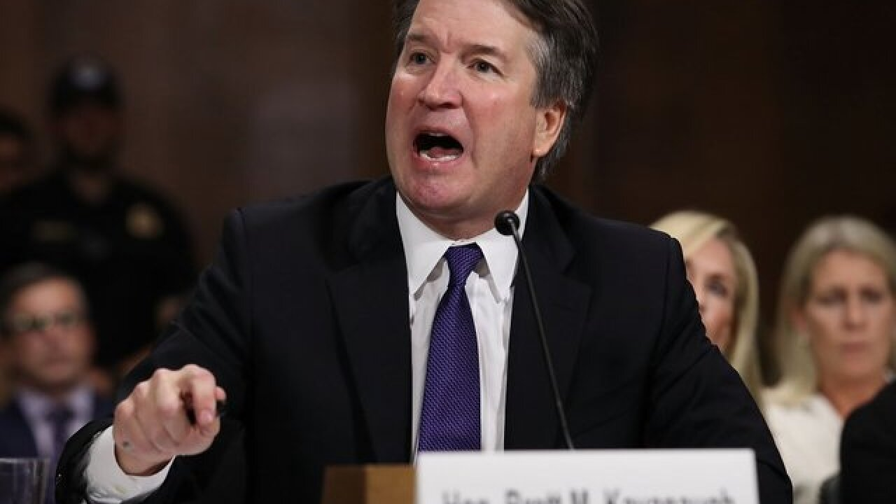 Brett Kavanaugh's nomination clears major hurdle, confirmation vote could come as soon as tomorrow