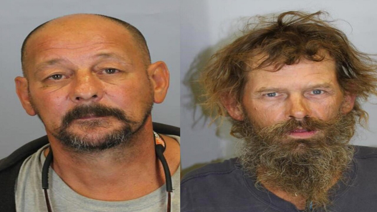 Men both facing 8th drunk driving arrest
