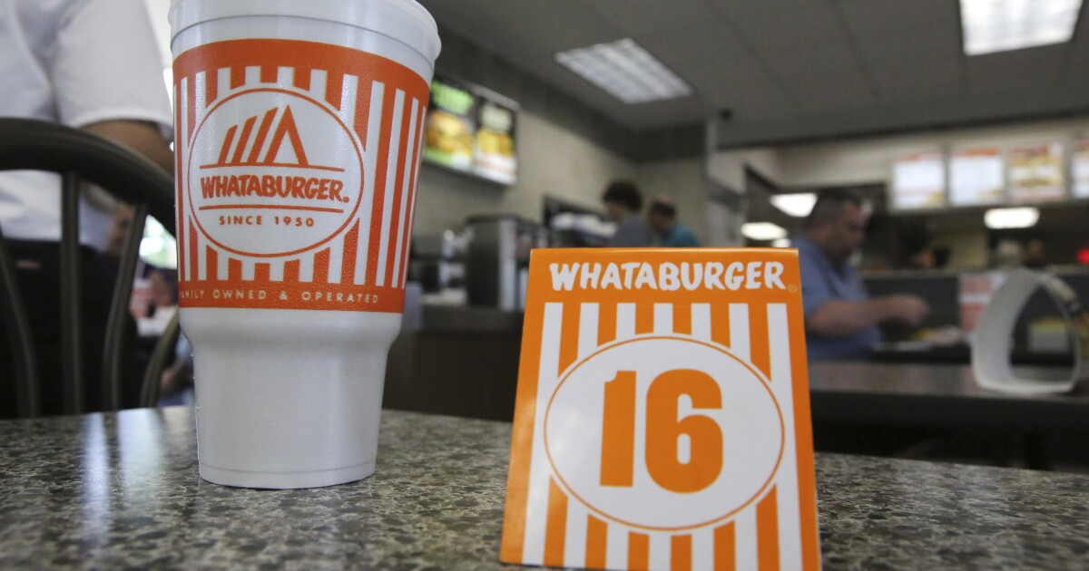 Whataburger announces 4 Kansas City locations, 700 new jobs – KSHB