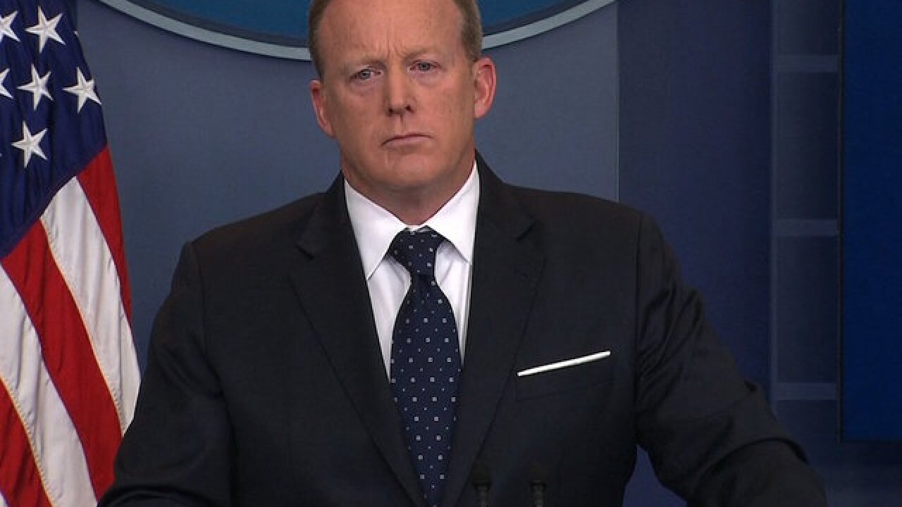 Sean Spicer hitting the paid speaking circuit