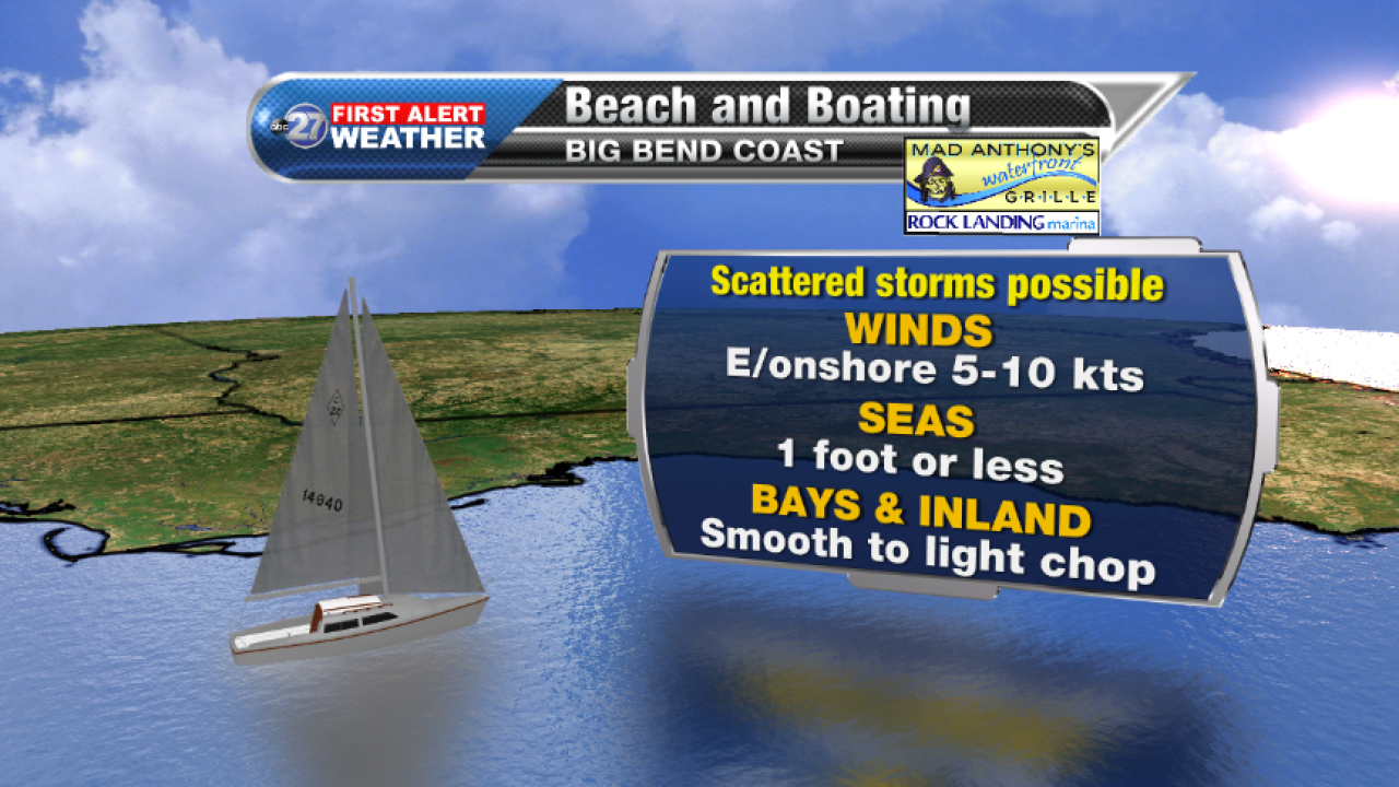 Beach and Boating forecast A (09/15/2017)