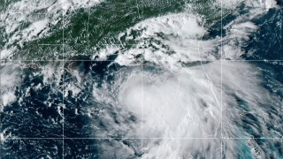 Sally upgraded to Category 1 hurricane as storm takes aim at Gulf Coast