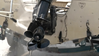 Watercraft inspection stations work to keep Montana waters free of invasive species