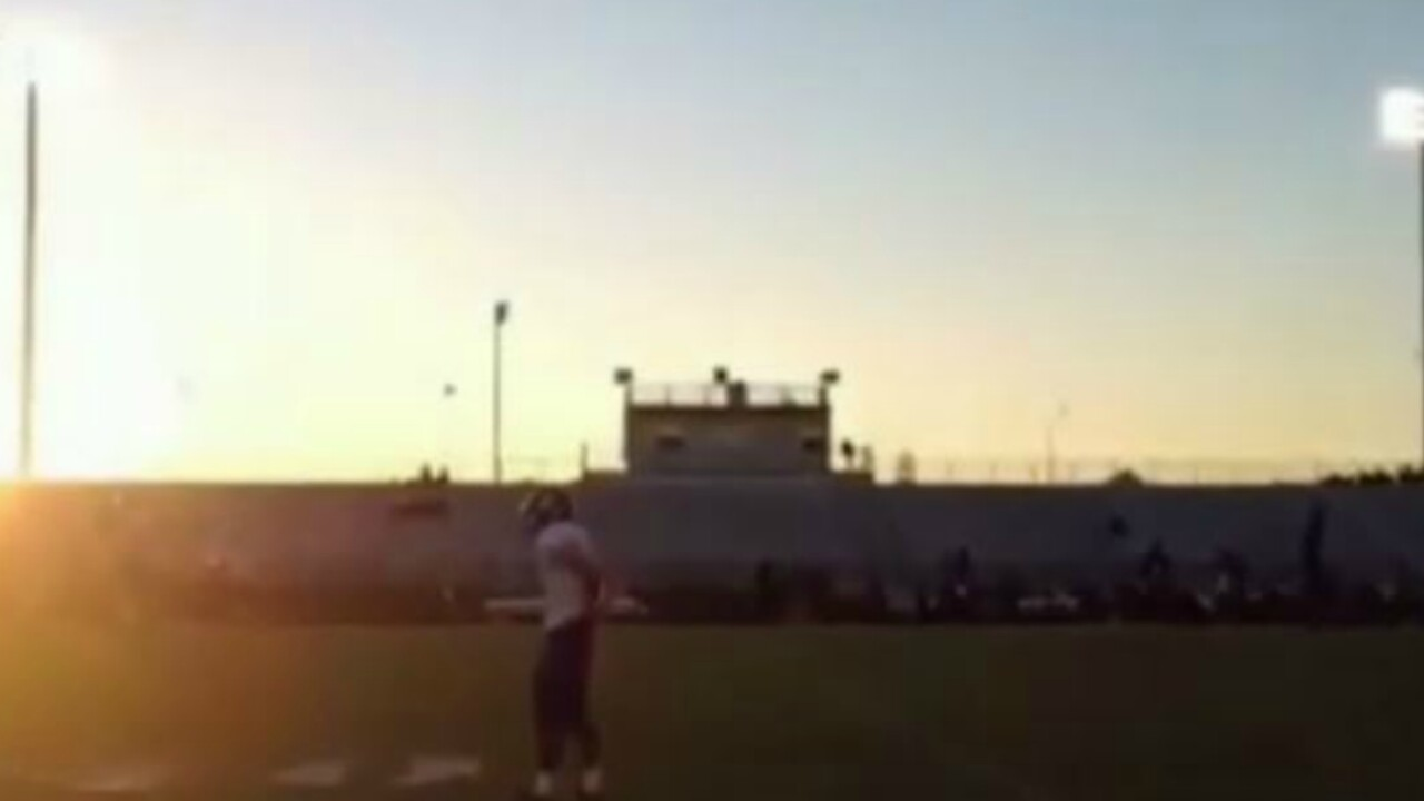 Racist song played over PA angers fans at Glen Allen footballgame