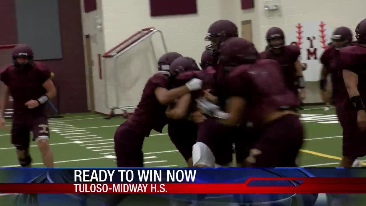 Tuloso-Midway football