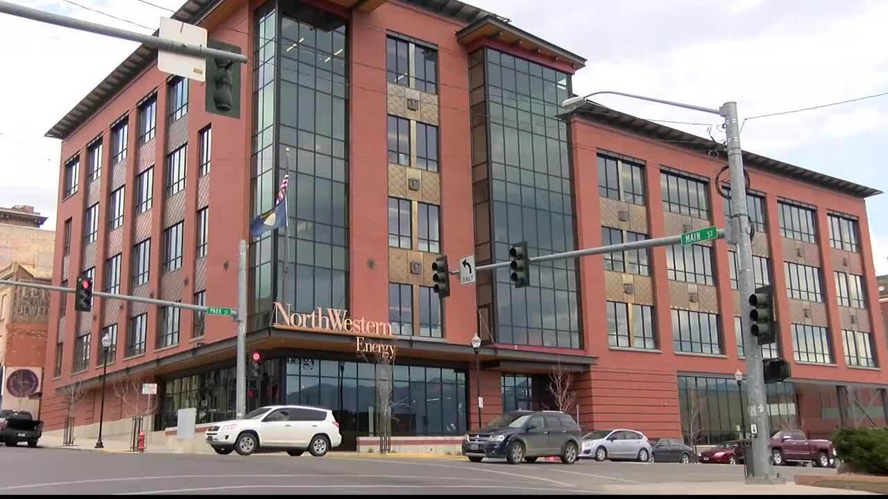 NrothWestern Energy HQ Butte