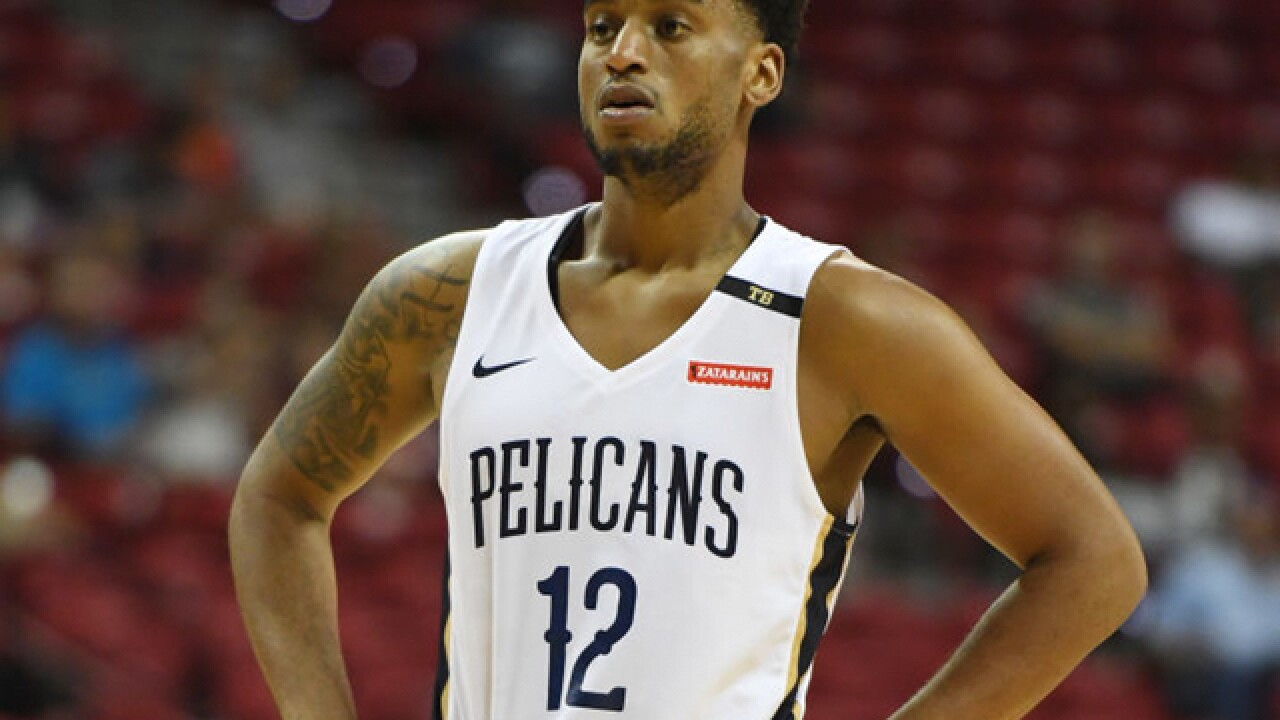 Pelicans sign Trevon Bluiett to 2-way contract