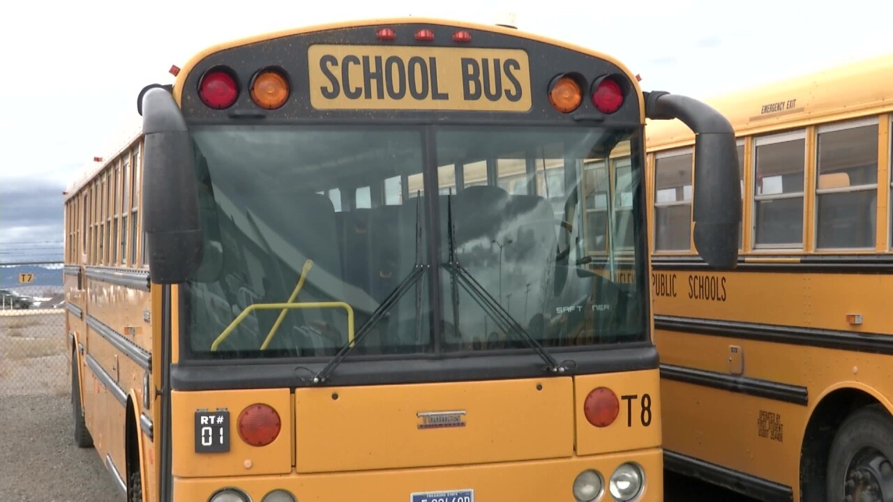 ID cards will be issued to students riding Helena Public Schools buses
