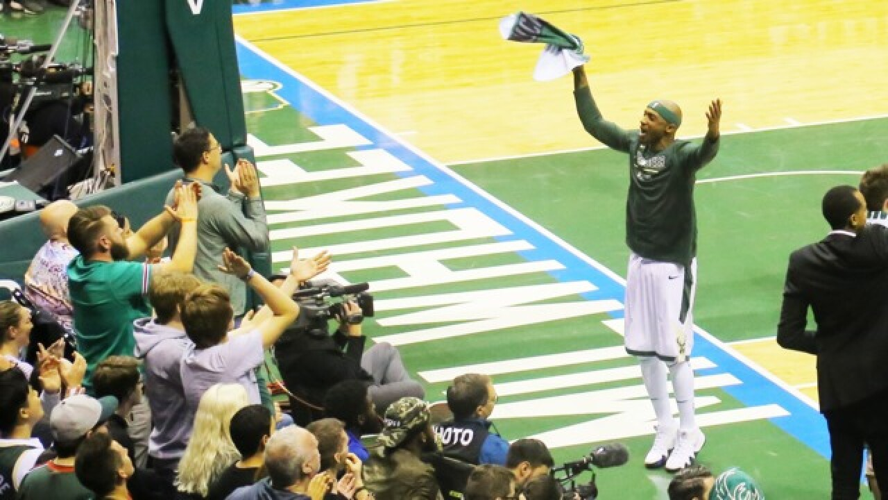 Jason Terry intends to return to Milwaukee for 2018-2019 season