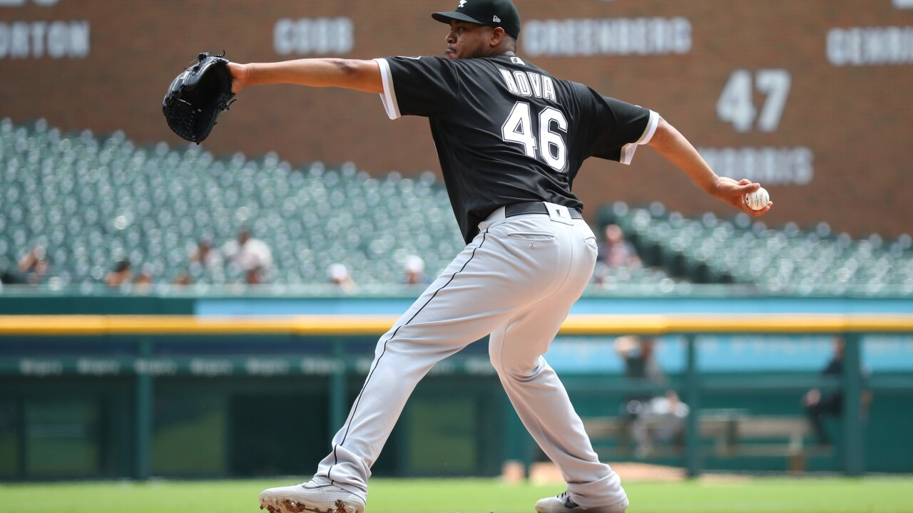 Tigers sign pitcher Ivan Nova to one-year deal