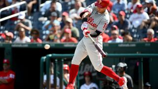 Philadelphia Phillies v Washington Nationals - Game One