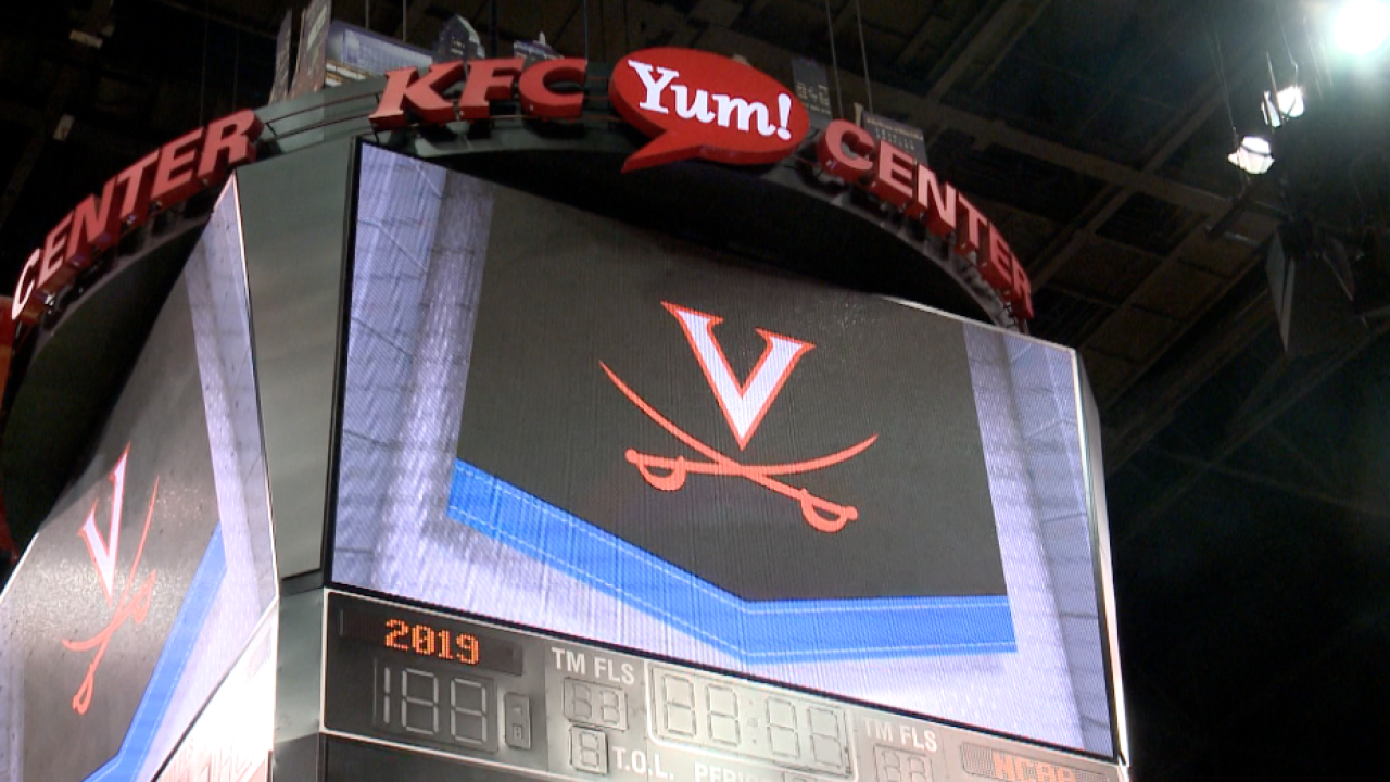 UVA has the recipe for success in Louisville's KFC Yum! Center