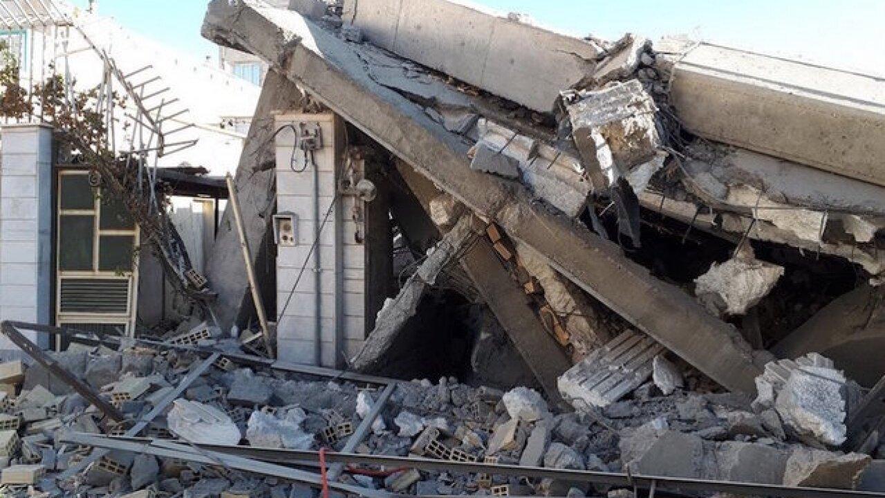 Powerful earthquake strikes Iraq