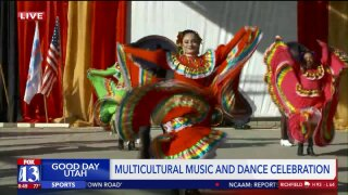 World Folkfest brings music, dance to Springville through Saturday