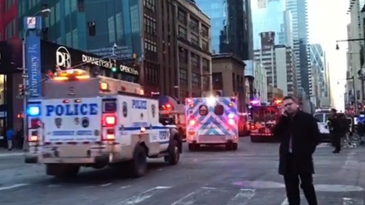 Port Authority attack suspect: What we know of Akayed Ullah