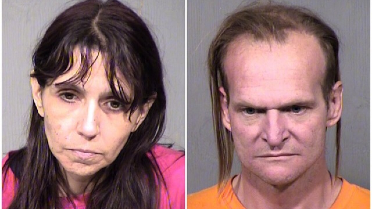 PD: Phoenix husband and wife arrested after discovery of bestiality video