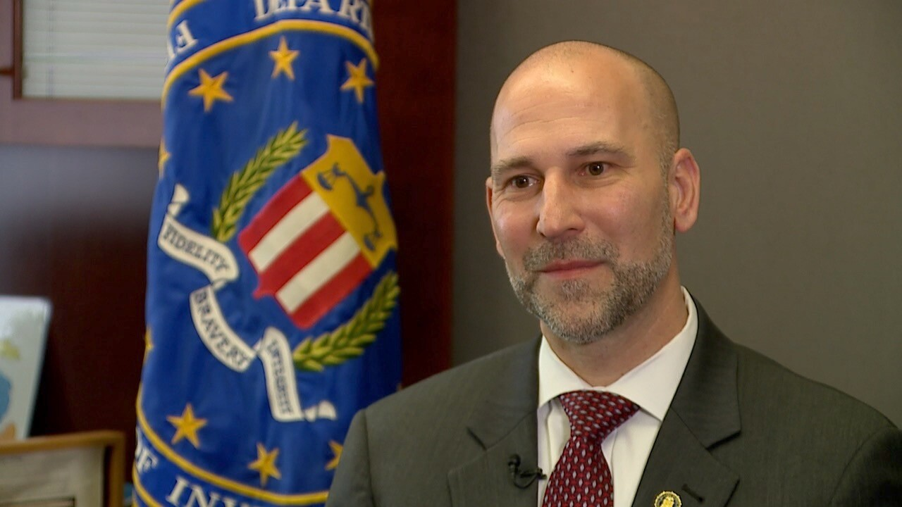 FBI Detroit Special Agent in Charge Steven M. D'Antuono