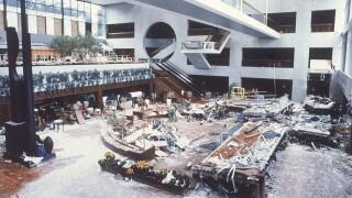 HYATT CATWALK COLLAPSE 1981